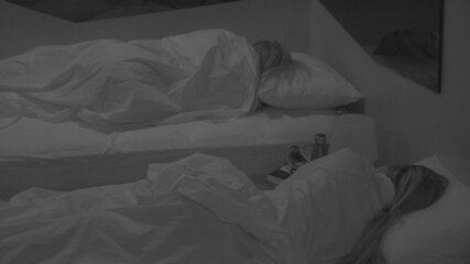 Todos dormem na primeira noite na casa do BBB19