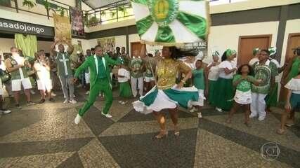 Enredo e Samba: Império Serrano vai fazer homenagem a sucesso de Gonzaguinha