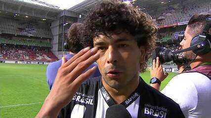 Luan confirma proposta do Corinthians e diz que mais times também estão interessados nele