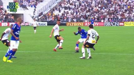 Melhores momentos: Corinthians 1 x 1 São Caetano pelo Campeonato Paulista 2019