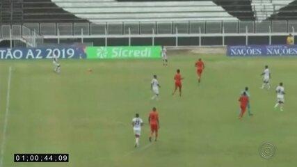 Fora de casa, Linense vence Atibaia pela primeira rodada do Paulista da Série A2
