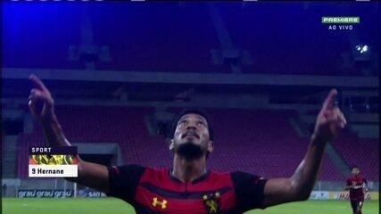 O primeiro gol do Brocador em 2019 foi contra o Vitória