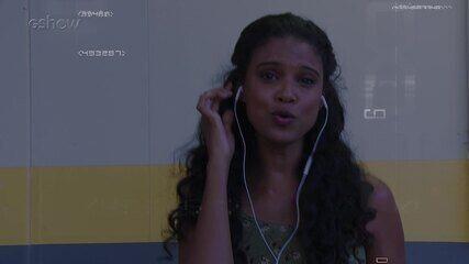 Atores de 'O Tempo Não Para' cantam música de abertura