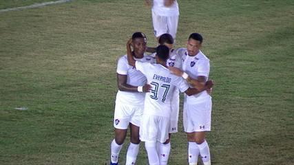Os gols de Americano 0 x 4 Fluminense pela 2ª rodada do Campeonato Carioca