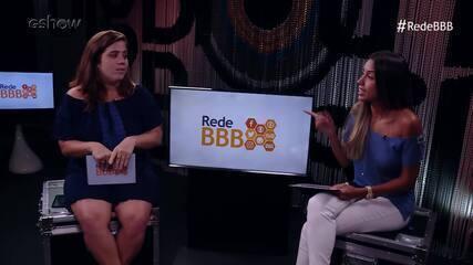 Boletim BBB: Hana na liderança e especulações sobre votação movimentam a casa do BBB19