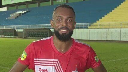 Chay admite que Rio Branco-AC teve dificuldades no 1º tempo e festeja estreia 'perfeita'