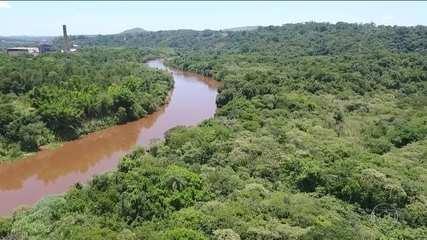 Pará de Minas aguarda chegada da lama que vazou em Brumadinho