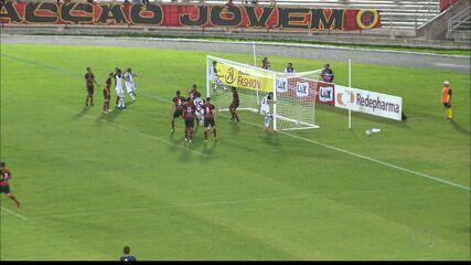 Confira como foi a vitória do Botafogo-PB sobre o Campinense no Clássico Emoção