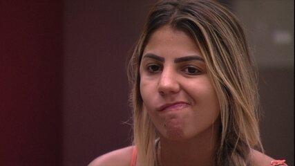 Hariany acredita: 'O povo pegou as dores do que aconteceu comigo'