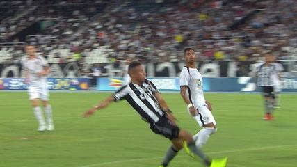 Melhores momentos de Botafogo 0 x 1 Resende pela 4ª rodada da Taça Guanabara