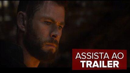 """Assista ao Trailer de """"Vingadores: Ultimato"""""""