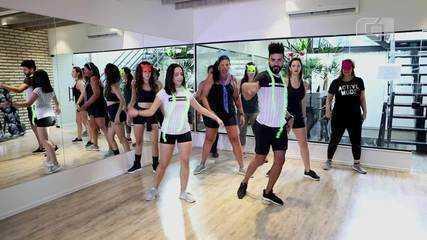 """Aprenda a coreografia de Jenifer com a série """"Aprenda antes do carnaval"""""""