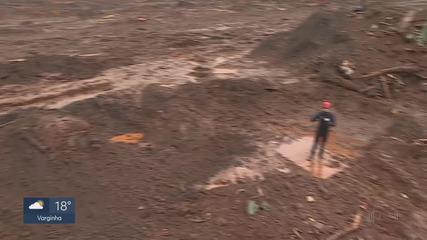 Corpo de Bombeiros usa 250 aparelhos de geolocalização no 14º dia de buscas em Brumadinho