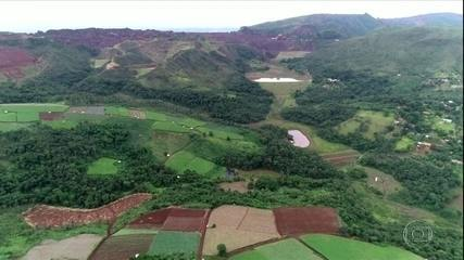 Globo Rural mostra conflito entre agricultores e mineradoras