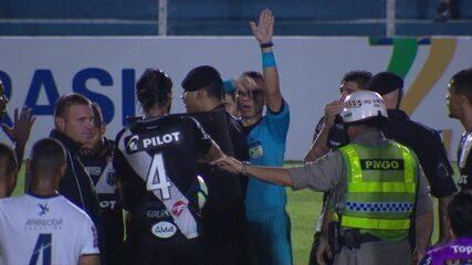 Central do apito: Gaciba comenta polêmica de gol anulado no jogo entre Aparecidense e Ponte Preta