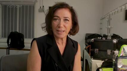 Lilia Cabral comenta ´affairs` de Valentina em ´O Sétimo Guardião´
