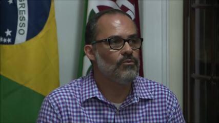 Pedro Abad convoca torcida do Fluminense para guerra contra o Vasco