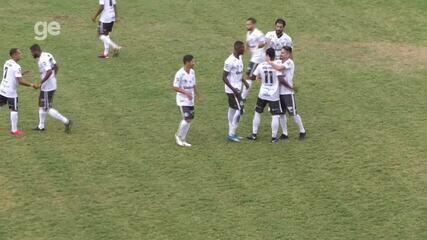 Os gols de Tupy-ES 0 x 3 Rio Branco-ES, pelo Campeonato Capixaba 2019