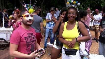 Número de furtos de celular aumentou quatro vezes em dia de blocos de carnaval em São Paulo em 2019