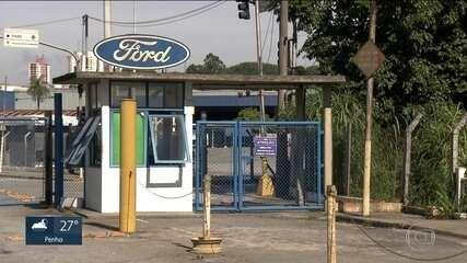 Número de vagas indiretas perdidas com o fechamento da Ford pode chegar a 30 mil
