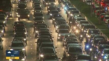 Acidentes fatais com motociclistas cresce em São Paulo