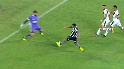 Melhores momentos de Botafogo 1 x 1 Vasco pela 1ª rodada da Taça Rio 2019