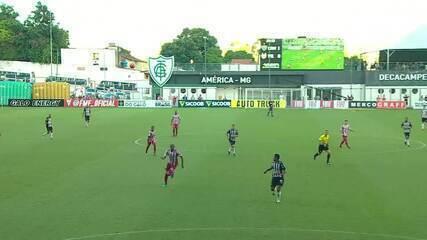 Melhores momentos de Atlético-MG 3 x 1 Villa Nova, pela 8ª rodada do Campeonato Mineiro