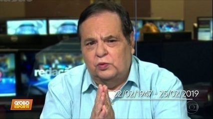 Morre o jornalista esportivo Roberto Avallone, aos 72 anos