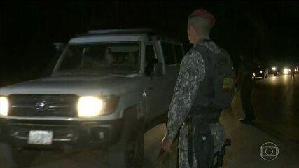 Mais brasileiros na Venezuela cruzam a fronteira de volta