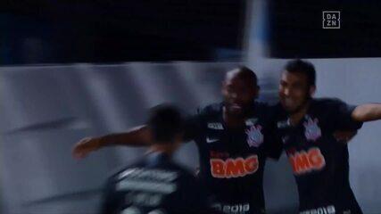 Melhores momentos de Racing 1 (4) x (5) 1 Corinthians pela Copa Sul-Americana