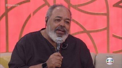 Jorge Aragão comemora aniversário junto com a cidade do Rio de Janeiro