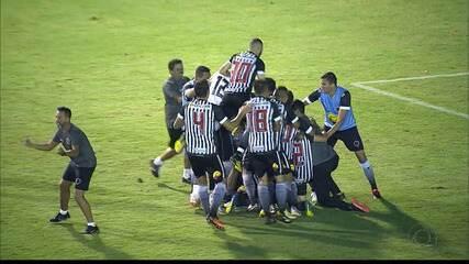 Botafogo-PB passa pela Tombense nos pênaltis e avança na Copa do Brasil