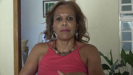 Conheça Vânia Rodrigues, fã de Tancinha, personagem de Claudia Raia em 'Sassaricando'