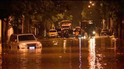 Rio de Janeiro sofre com chuvas recorrentes e problemas também