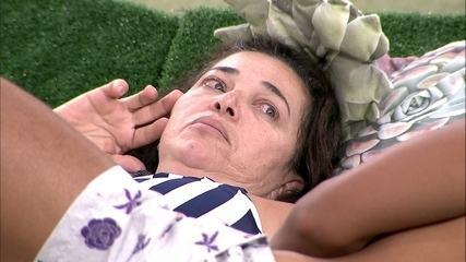 Tereza comenta sobre o jogo: 'Os meus encantamentos todos já caíram'