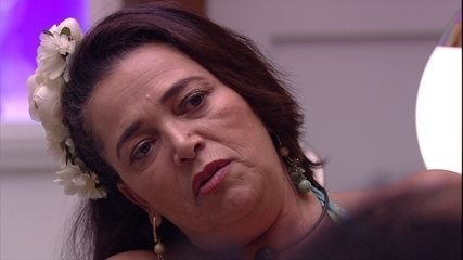 Tereza avisa Paula: 'Não votei em Hariany'