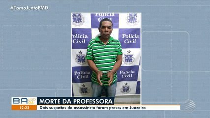 Polícia prende suspeitos de planejar assassinato de professora em Juazeiro