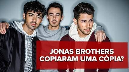 Jonas Brothers copiaram Portugal the Man, que copiaram Marvelettes?