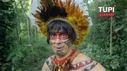Obirajara especula origem indígena de Roberto Carlos