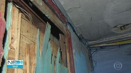 Justiça determina desocupação e interdição do Edifício Holiday, no Recife