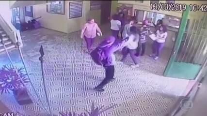 Ataque a tiros deixa dez mortos em escola em Suzano, na Grande SP