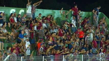 Melhores momentos: Boavista 0 x 3 Fluminense pelo Campeonato Carioca