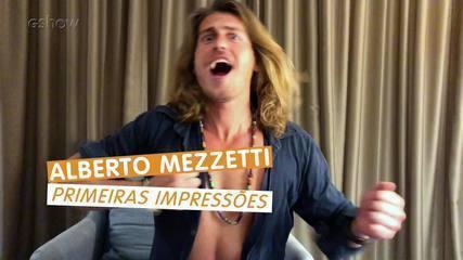 Alberto Mezzetti comenta o que achou dos brothers e sisters do BBB19