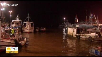 Defesa Civil faz alerta para o fenômeno de maré alta