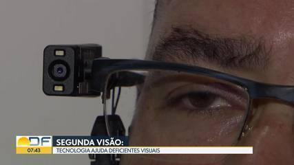 Equipamento ajuda deficientes visuais e idosos a ter qualidade de vida