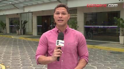 José Aldo é internado em hospital no Rio de Janeiro com infecção bacteriana