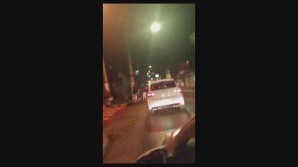 Moradores se desesperam ao ouvir sirenes em São Gonçado do Rio Abaixo