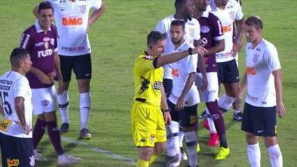 Melhores Momentos: Ferroviária 1 x 1 Corinthians pelas Quartas de Final do Campeonato Paulista