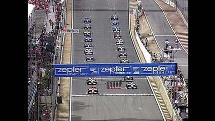 Melhores momentos do GP do Brasil de 2001