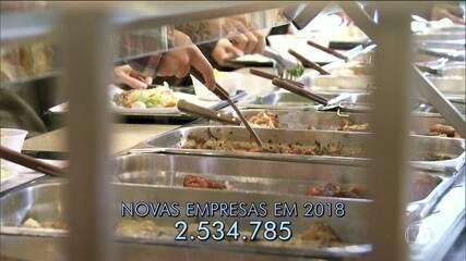 Desemprego alto leva a recorde na abertura de novas empresas no Brasil